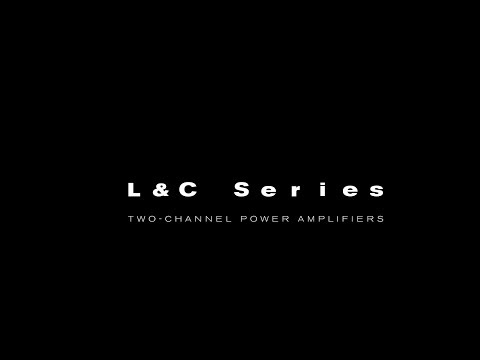 NEW Dynacord Two-Channel Power Amplifiers: L Series & C Series (EN)