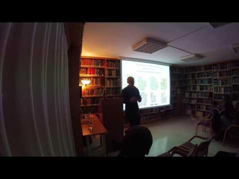 Alexandros Tsakos Lecture, December 6, 2016