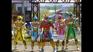 POWER RANGERS MYSTIC FORCE 第31話