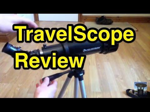 Celestron travel scope telescope mm ebay