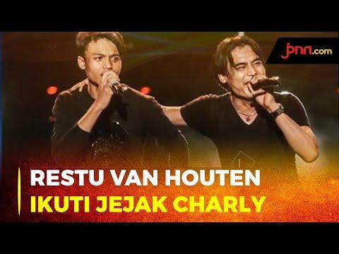Putra Charly Setia Band, Restu Van Houten ikuti Jejak Sang Ayah Menjadi Musisi