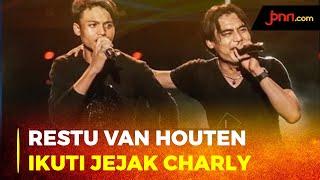 Putra Charly Setia Band, Restu Van Houten ikuti Jejak Sang Ayah Menjadi Musisi - JPNN.com