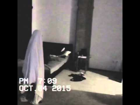 Ghost Gets Hit By Folding Chair On Film | ORIGINAL