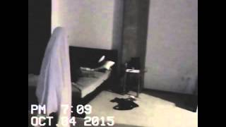 Ghost gets hit by folding chair on film   ORIGINAL