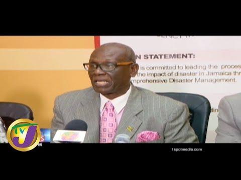 TVJ News: 7.7 Magnitude Earthquake Rocked Jamaica - January 28 2020
