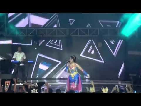 VIA VALLEN - SECAWAN MADU (Versi Remix) Om SERA Live Live MNCTV 2016