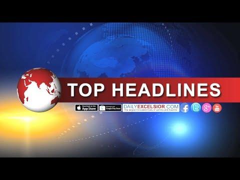 Top Headlines 20/10/17
