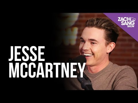 Jesse McCartney Talks Better With You, Bleeding Love & Beautiful Soul