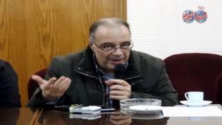 أخبار اليوم | السيناريست د. عصام الشماع :