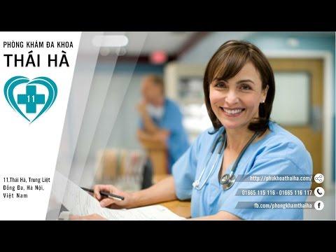 Giới thiệu khám phụ khoa tại phòng khám đa khoa Thái Hà