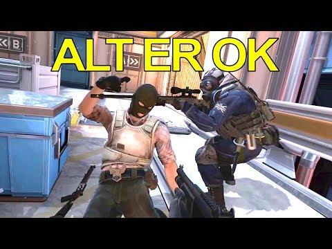 ALT ER OK - Counter-Strike: Global Offensive - Sjove Tidspunkter [Dansk] thumbnail