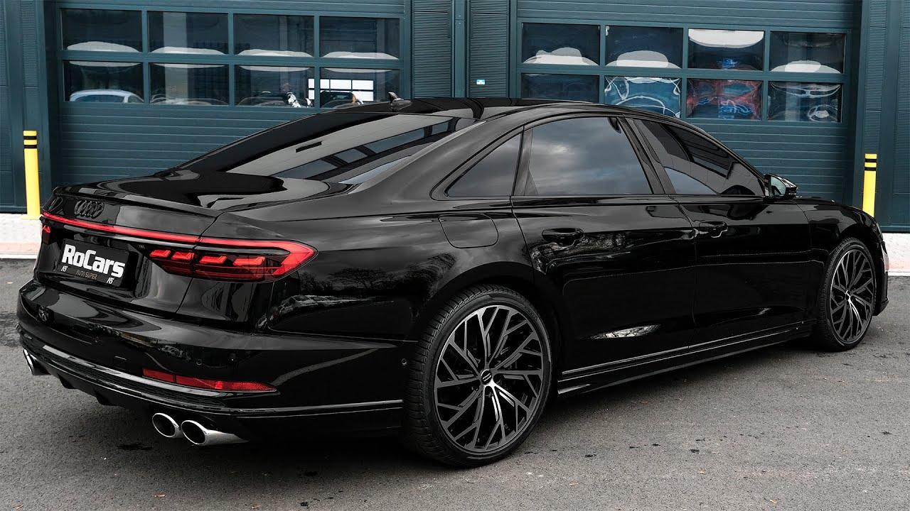 2020 AUDI S8 - Wild Luxury Sedan!
