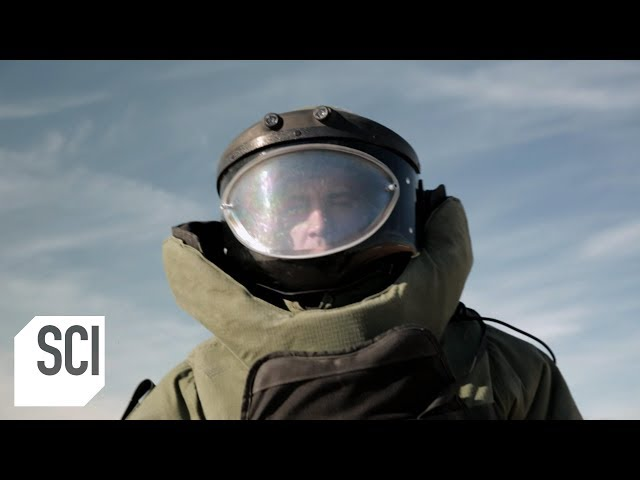 This Suit Can Withstand Pressure Generated by a Bomb