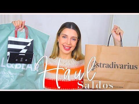 TRY-ON HAUL SALDOS 2019 | PULL & BEAR, ZARA, STRADIVARIUS, SEPHORA | Inês Sofia