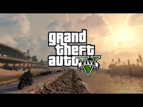 GTA 5: ¡Primer tráiler con gameplay! [Español - Trailer Oficial]