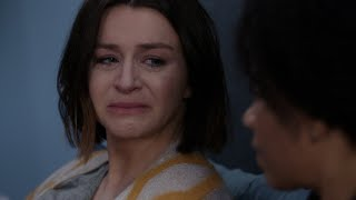 Amelia Opens Up to Maggie About Link - Grey's Anatomy