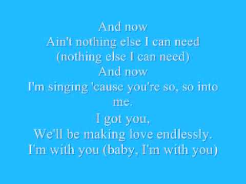 Stick with you Lyrics