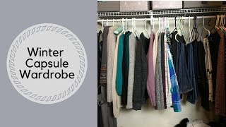 Winter Capsule Wardrobe | Old Navy | Project 333