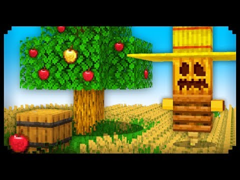 ✔ 12 Farm Build Hacks In Minecraft