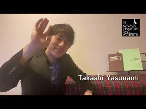 Message from Takashi Yasunami #MusicAtHome