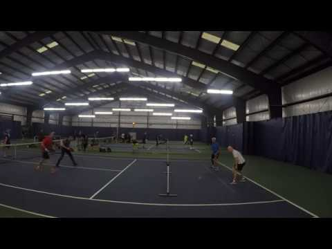 Albany & LiMaRiCt Pickleball, 12/2/2017