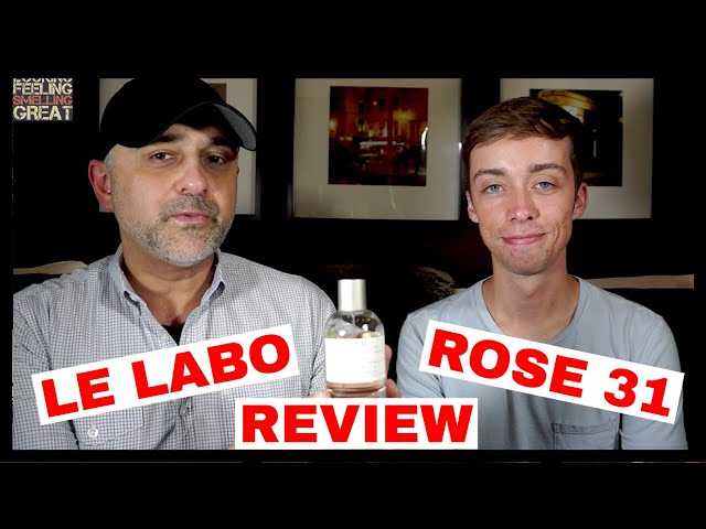 Le Labo Rose 31 Review + USA Samples Giveaway
