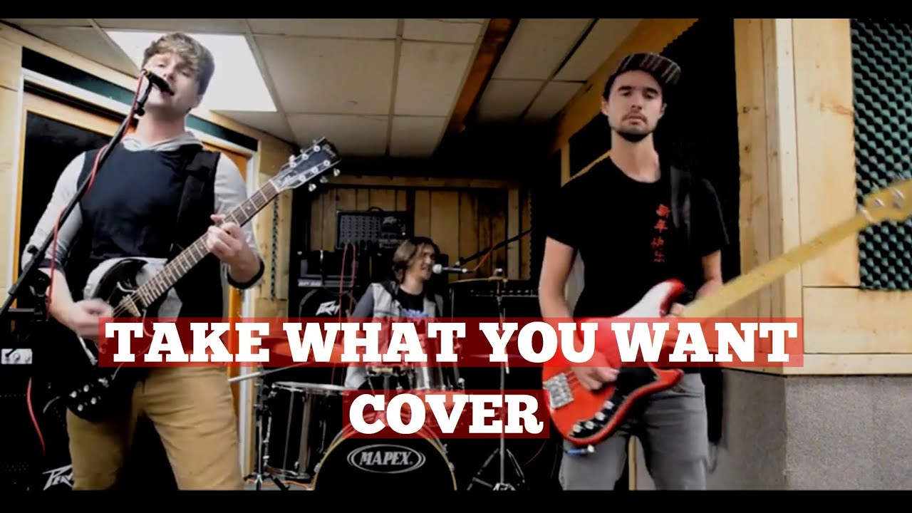 Post Malone - Take What You Want ft. Ozzy Osbourne & Travis Scott (Cover by Left Of Love)