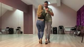 Katchua - DJ Hugo Smile RMX - Impro video - Ivan & Keti