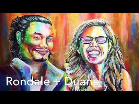 DUANE + DALE (Perfect - Ed Sheeran cover by Loquacious Taciturn)