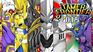 Tamer Frontier #015 - Digimon Frontier