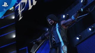 WWE 2K19 - The Phenomenal One Trailer | PS4