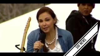 Ashley Judd FULL Speech at Women's March