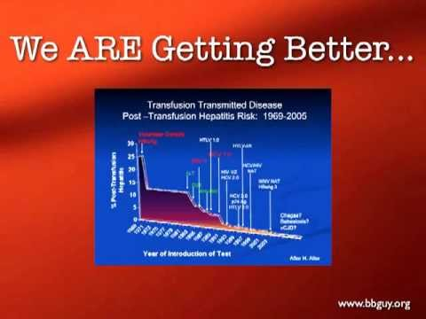 Transfusion-Transmitted Diseases (Part 1)