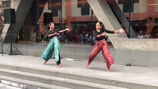 Indian classical and western fusion dance | Singapore