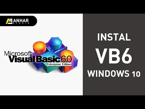 Cara Instal Visual Basic 6.0 Di Windows 7 32 Bit