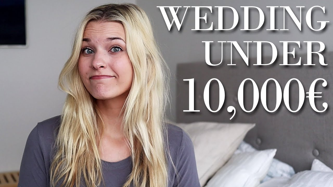 How We Planned Our Wedding Under 10 000