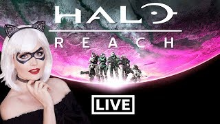 Halo Reach | First time playing!