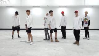 رقص اغنية FIRE BTS