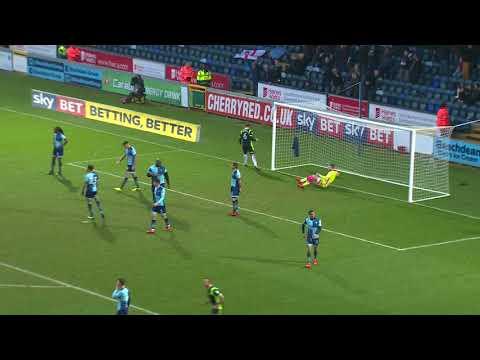 Highlights: Wycombe 4-3 Carlisle