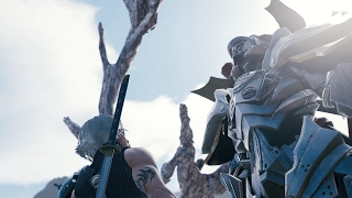 "MOBIUS FINAL FANTASY (PC) - SOLDIER 1ST CLASS ""Cloud"" Job Gameplay"