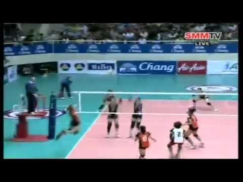 Thailand vs Japan -  2014 Asian Women's Club Championship