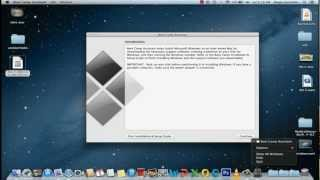 How to Install windows 7 or 8 on a Mac via bootcamp using a CD or USB