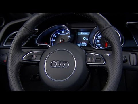 2013 Audi RS5 Interior [US version]