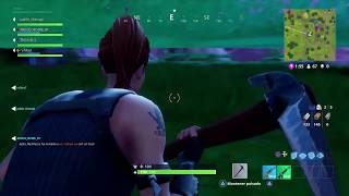 Fortnite: BR | Under the Map Bug |