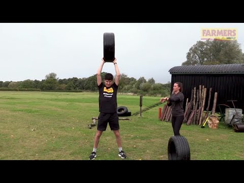 7 simple strength and fitness exercises for farmers