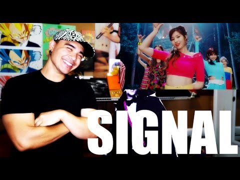 Thumbnail: TWICE - SIGNAL MV Reaction [JIHYO WHATS GOOD!]