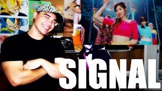 TWICE - SIGNAL MV Reaction [JIHYO WHATS GOOD!]