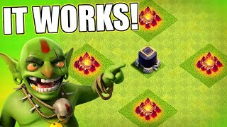 OUR NEW DARK ELIXIR FARMING STRATEGY!! - Clash Of Clans