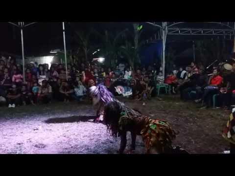 Jaran kepang Aryo Turonggo Mudo  Purworejo (RAME  PENONTON)
