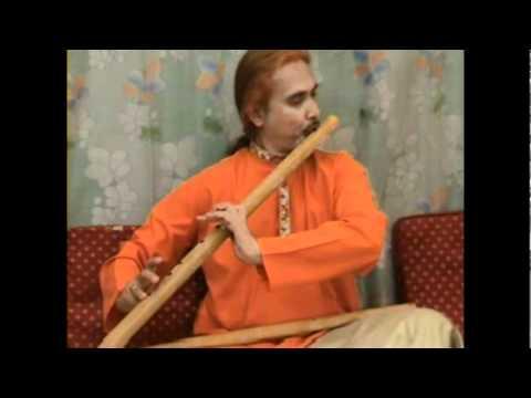 Washington Bangla Radio | Buddhadev Chattopadhayay interview & Indian classical flute recital